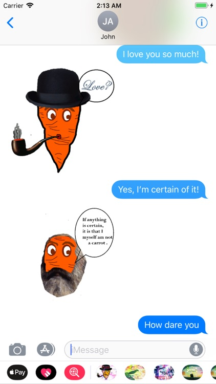 The Carrot Complex