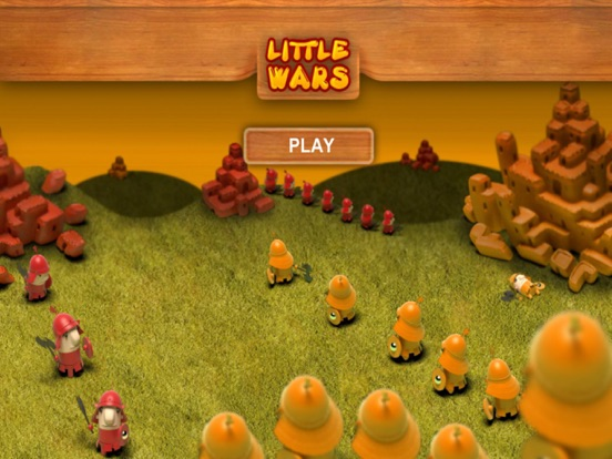 Screenshot #1 for Little Wars — Conquer Game