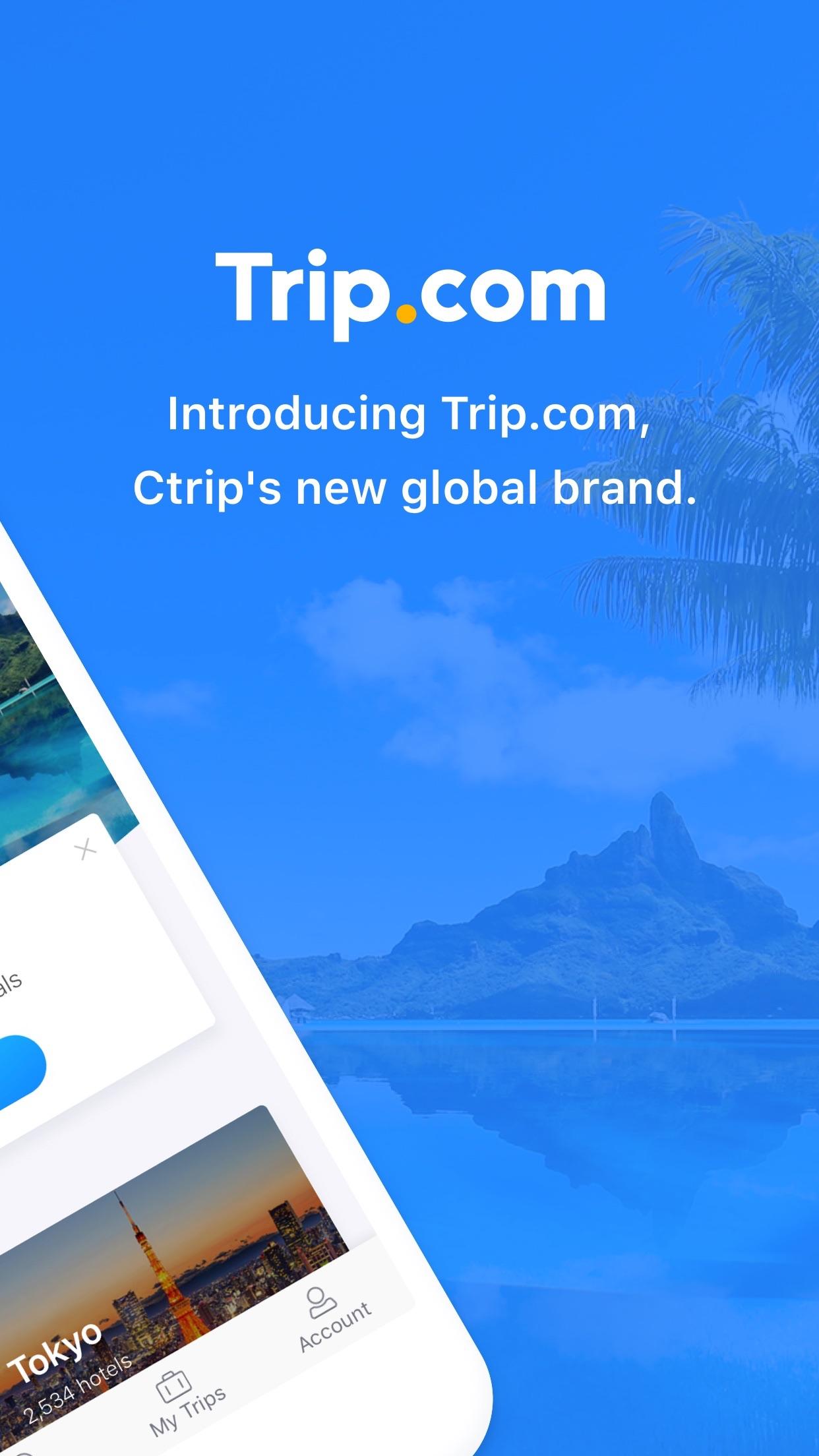 Trip.com by Ctrip Screenshot