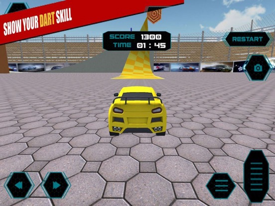 Target Car Speed Jump 3D screenshot 6