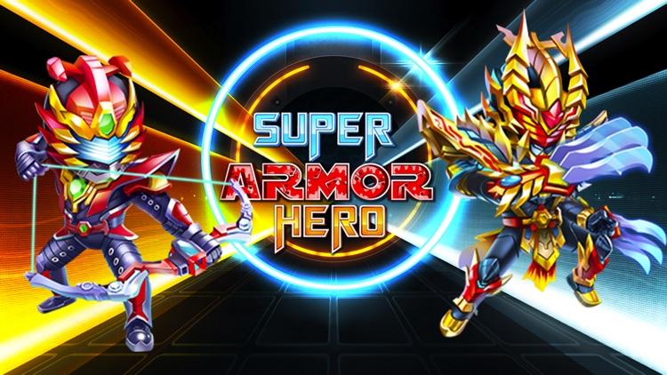 SuperHero Armor screenshot-3