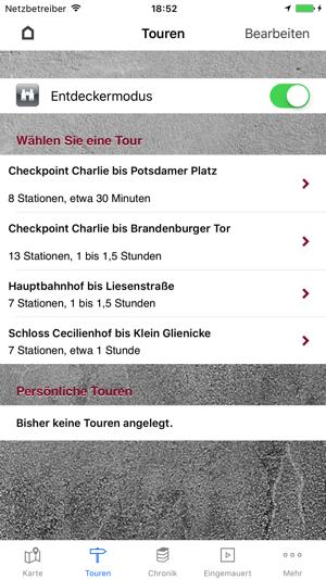 Die Berliner Mauer Screenshot