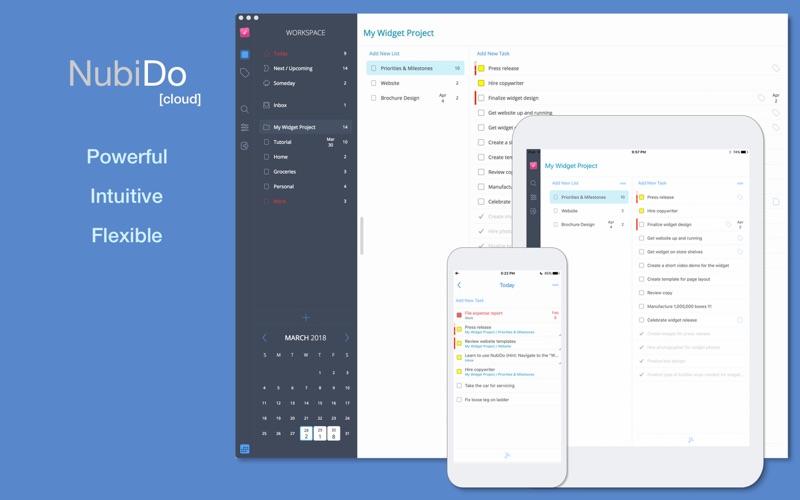 NubiDo [cloud] for Mac