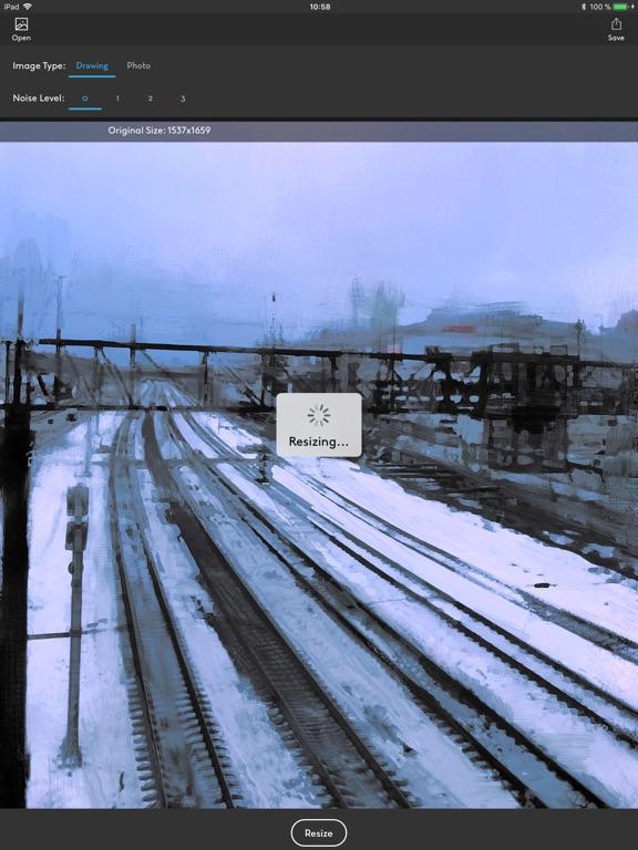 Resize 2x Screenshots