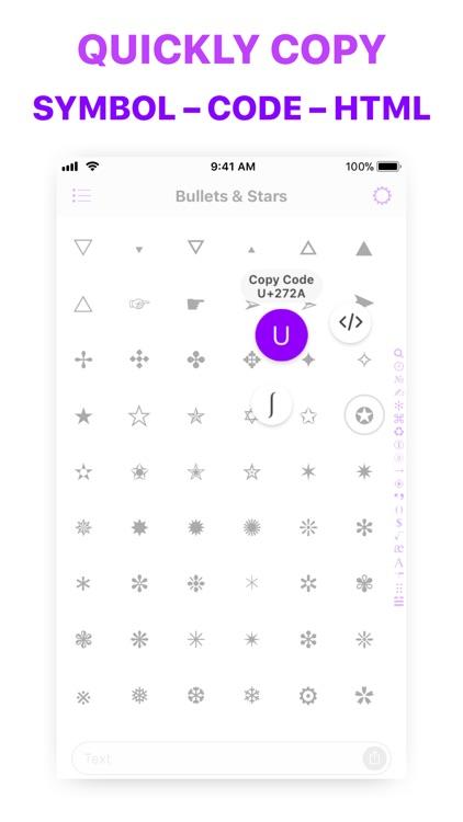 UniChar — Unicode Keyboard