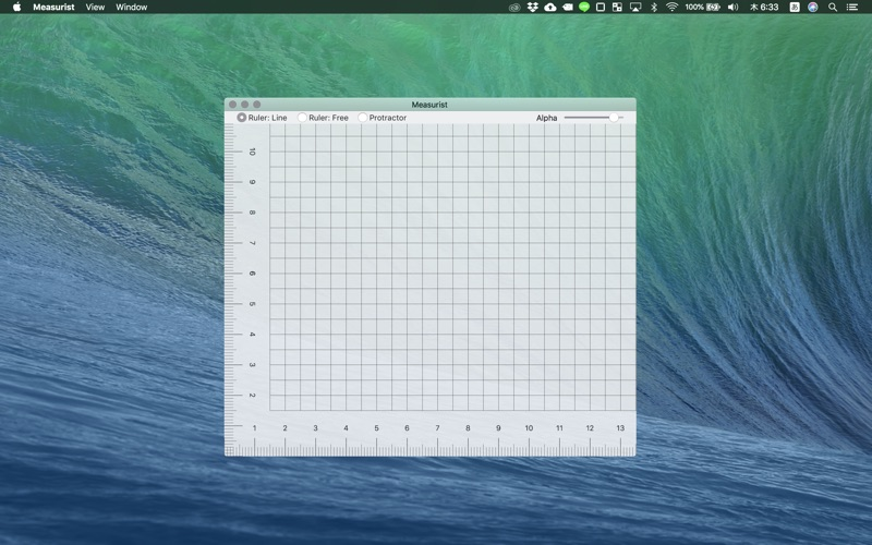 Measurist for Mac