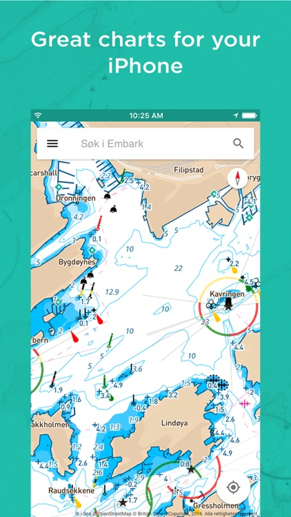 Embark: Boating and Navigation screenshot-3