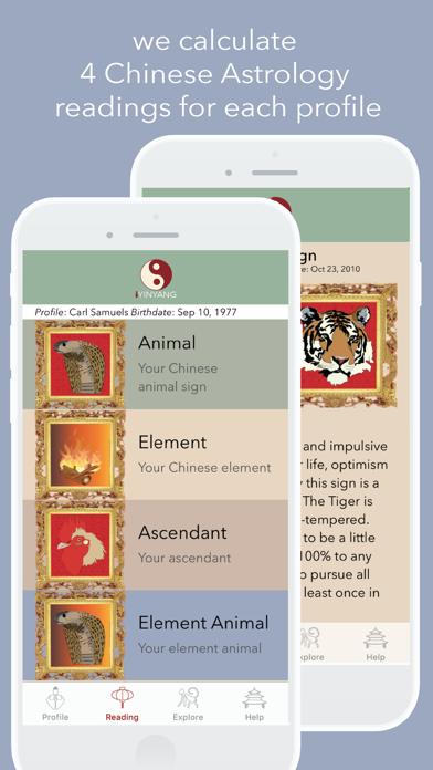 iYinYang中国占星術とあなたの動物の星座のおすすめ画像2