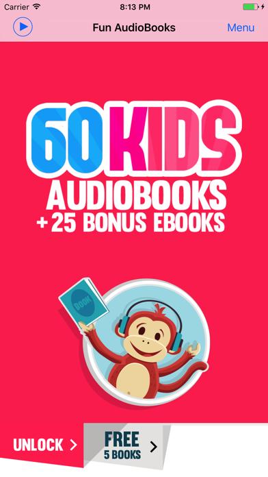 点击获取Fun Audiobooks
