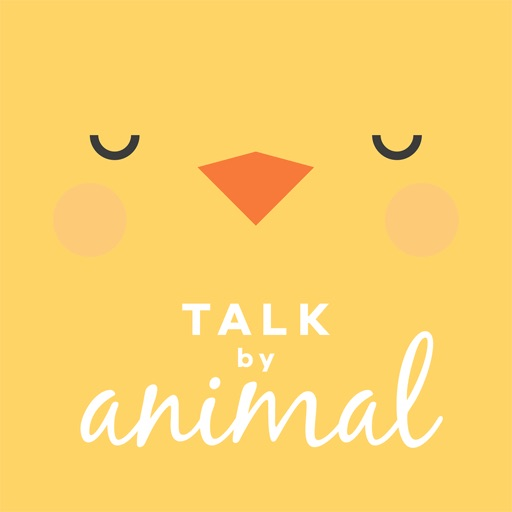 Happy Talk by Cute & Lovely Animal Characters icon