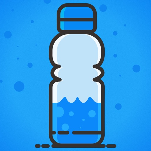 Water Reminder-Daliy Tracker iOS App