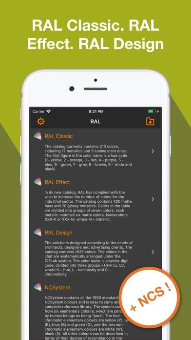 Ral Color Chart Ncs Fan Deck App Price Drops