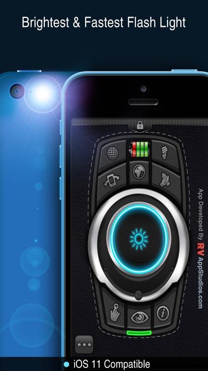 Best Flash Light - Flashlight screenshot-0