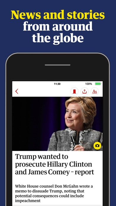 The Guardian: News & Opinion