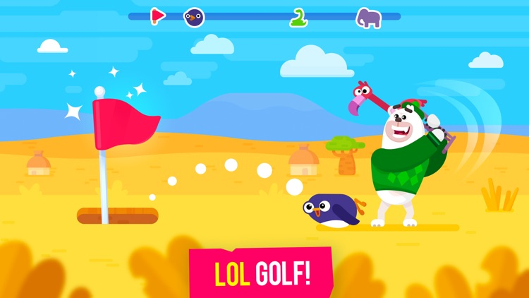 Golfmasters - Fun Golf Game