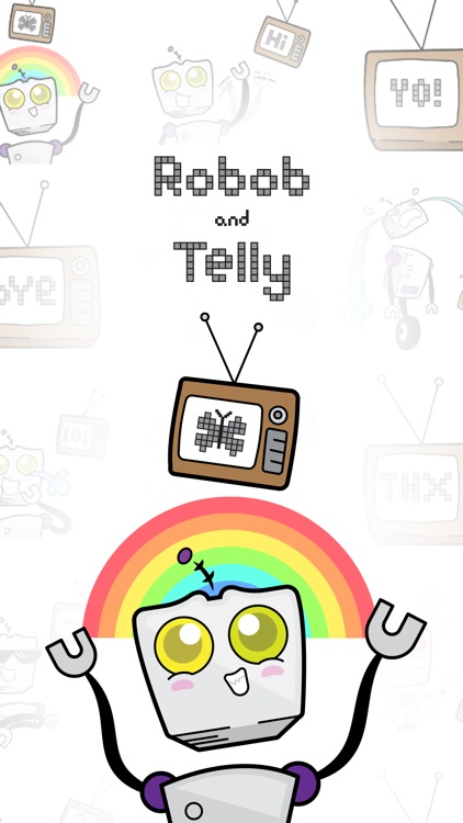 Robob and Telly