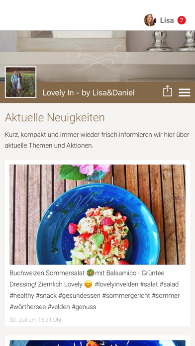 点击获取Lovely In - by Lisa&Daniel