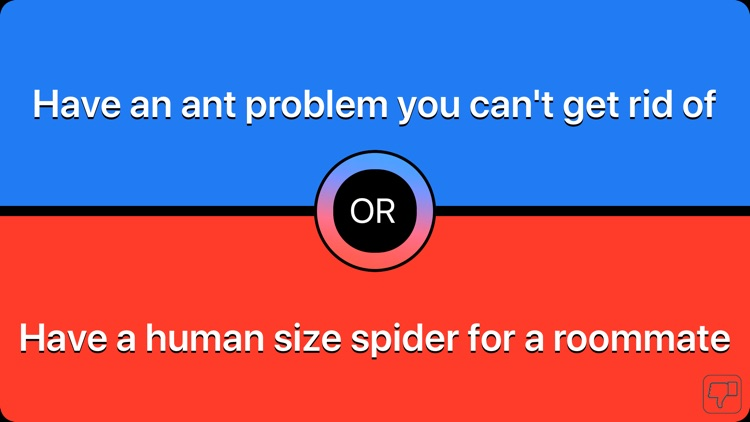 Conundrums- would you rather ? screenshot-9