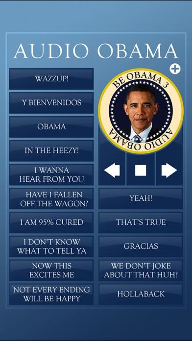 Audio Obama - soundboard Скриншоты3