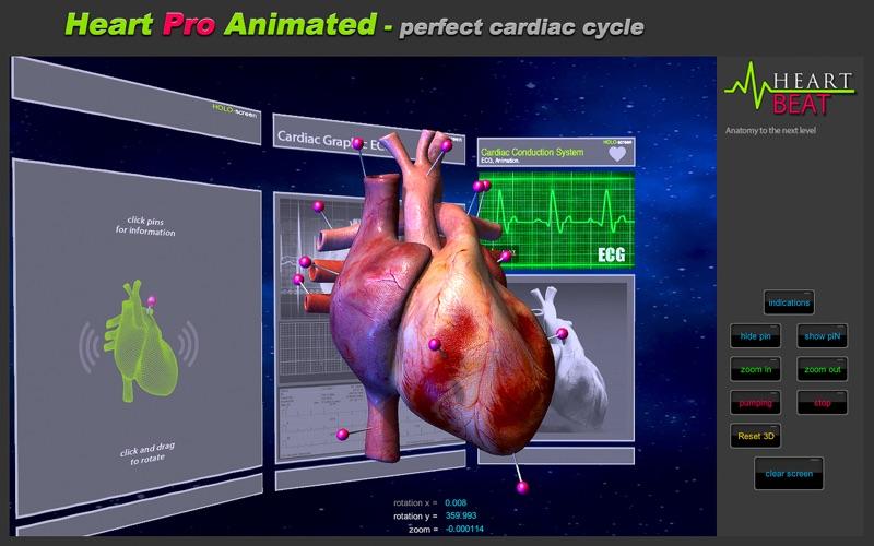 AnimatedBeatHeart скриншот программы 1