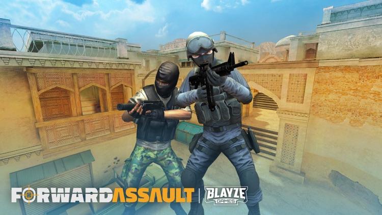 Forward Assault screenshot-4