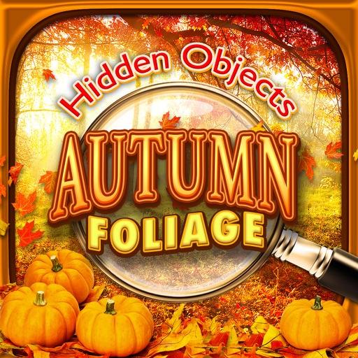 Hidden Objects Autumn Fall & Halloween Harvest Pic