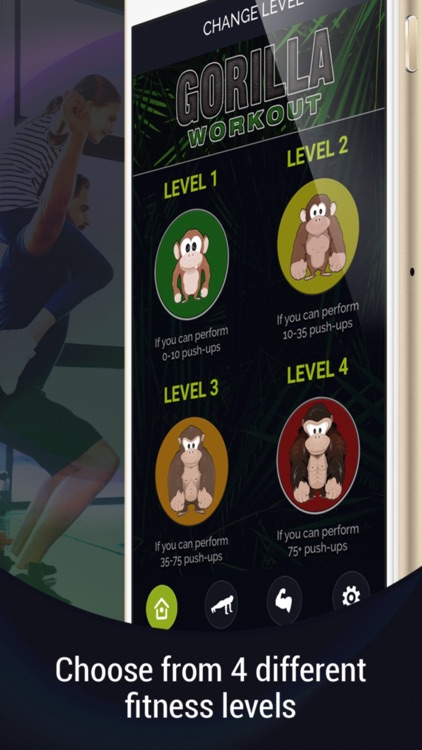 Gorilla Workout: Body Beast