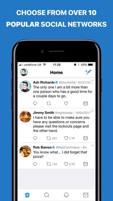 download Social Dummy apps 1