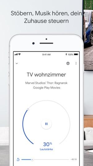 google home im app store. Black Bedroom Furniture Sets. Home Design Ideas