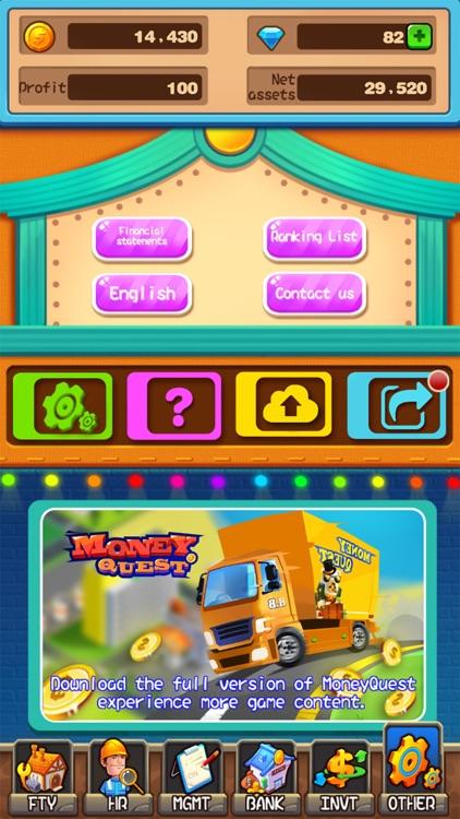 Money Quest Nostalgic screenshot-4