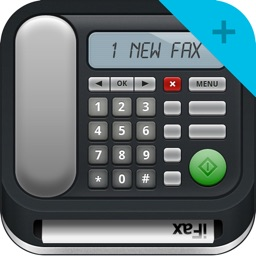 iFax+ instant send fax app