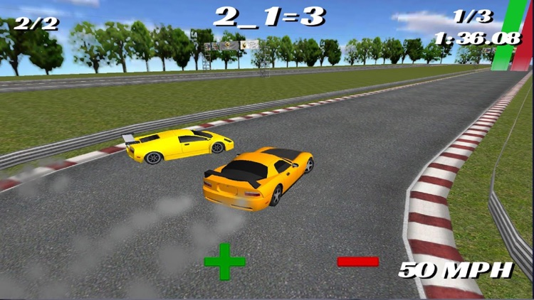 Math Racer Game screenshot-4