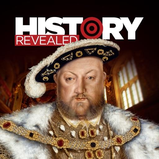 History Revealed magazine iOS App