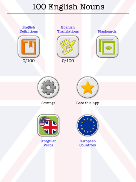 100 Most Common English Nouns | App Price Drops