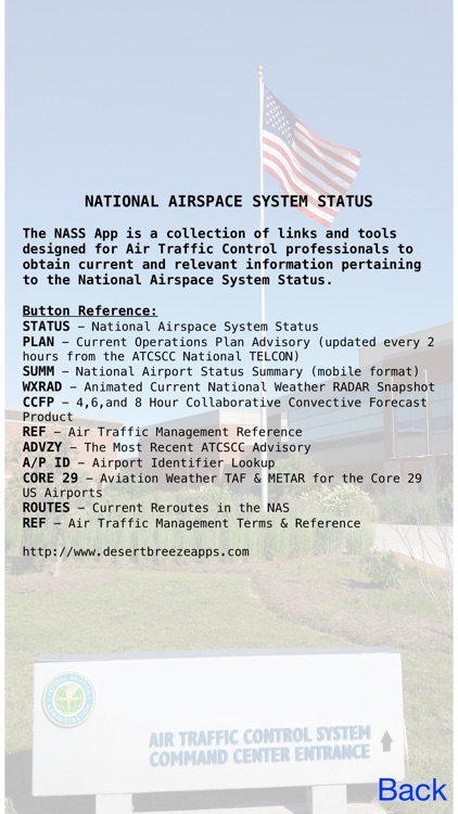 National Airspace Sys Status screenshot-4