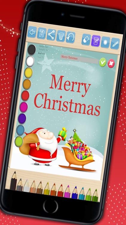 Create and design Christmas screenshot-4