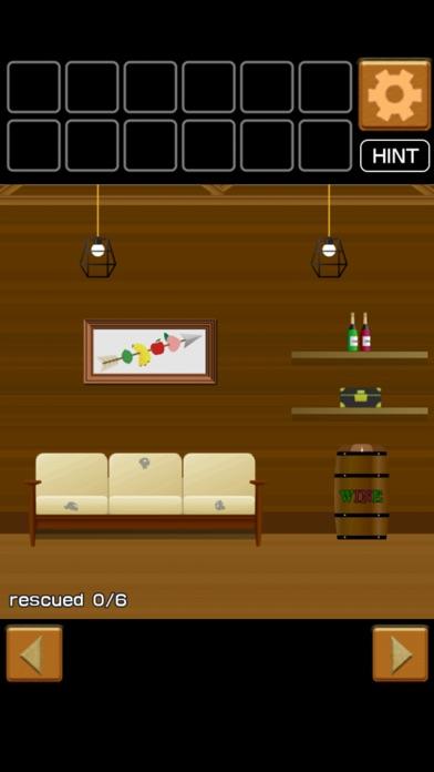 脱出ゲーム LITE ESCAPE 2のスクリーンショット1