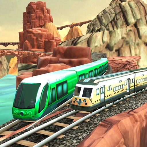 Train Driving Simulator 2018