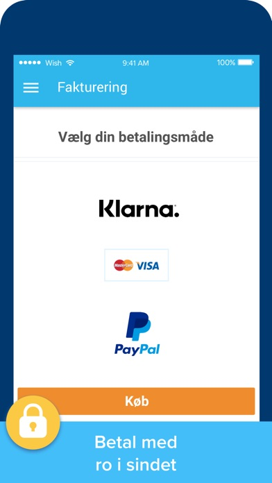 Screenshot for Wish - Shopping gjort sjovt in Denmark App Store