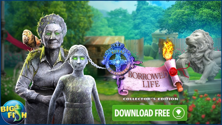 Royal Detective: Borrowed Life  - Hidden Objects screenshot-4