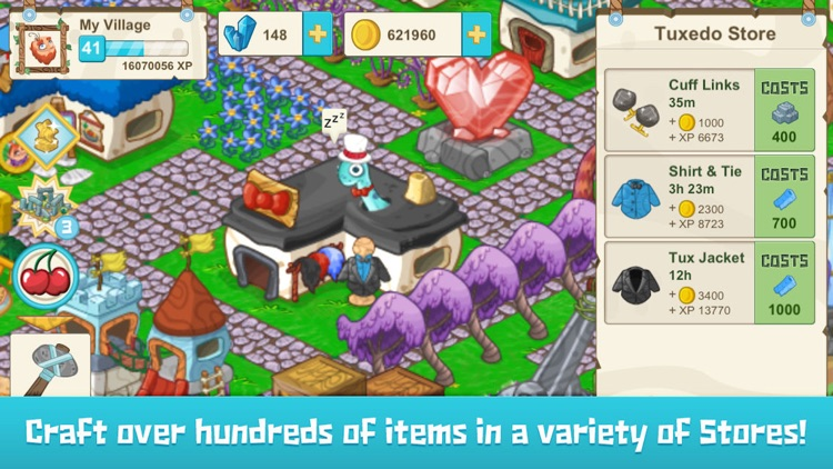 Tiny Village screenshot-2