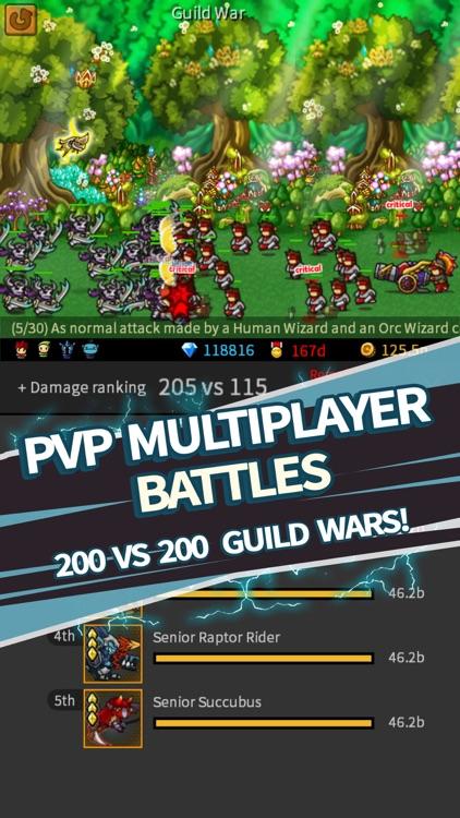 Endless Frontier Saga - RPG screenshot-4