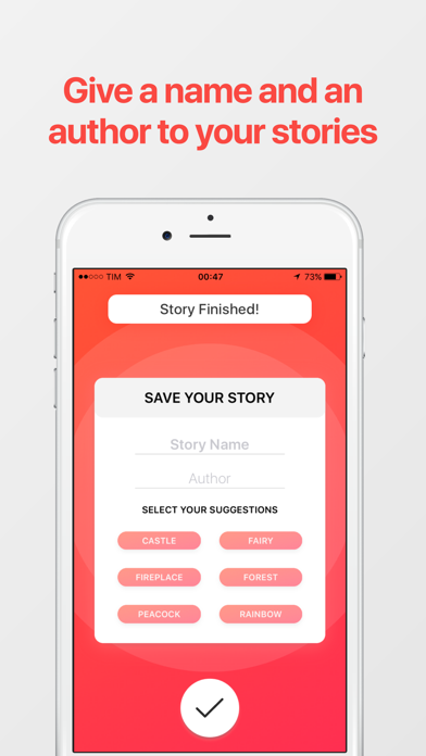 OUaT - Creative Storytelling screenshot three