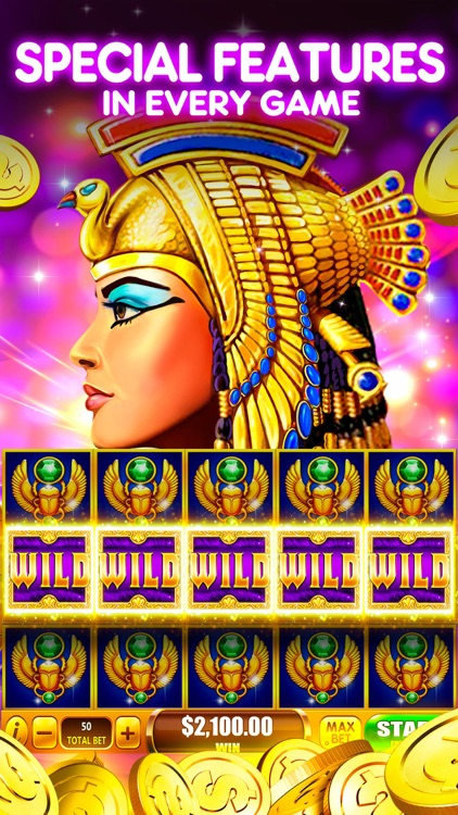 Ladyluck Slots – Vegas Casino screenshot-4