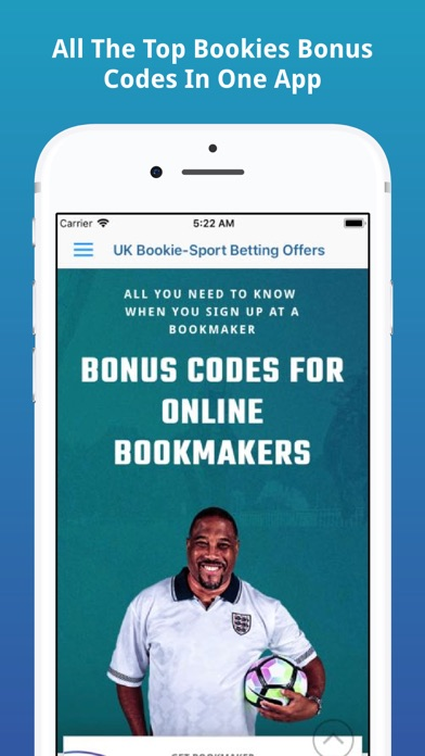 UK Bookie-Sport Betting Offers screenshot one
