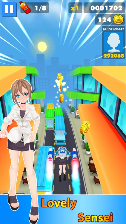 Princess Subway Runner screenshot-3