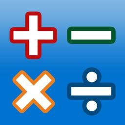AB Math - fun games for kids