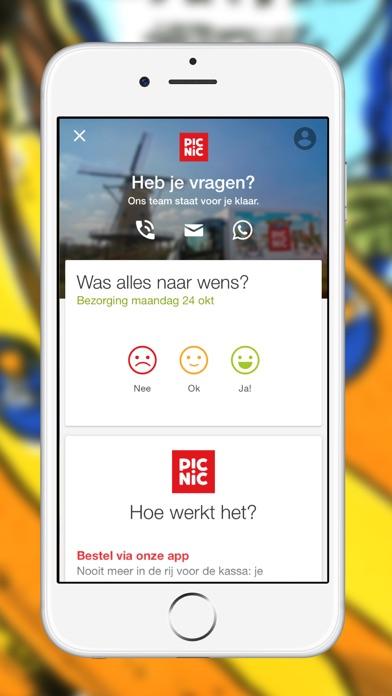 Download Picnic Supermarkt App