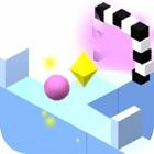 物理滚球球-疯狂的欢乐天空大作战 icon