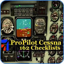 ProPilot Cessna 162 Checklists